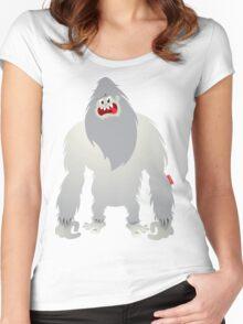 Yeti Women's Fitted Scoop T-Shirt