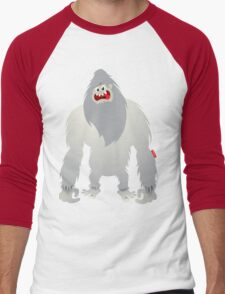 Yeti Men's Baseball ¾ T-Shirt