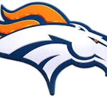 Denver Broncos by Skhalid010
