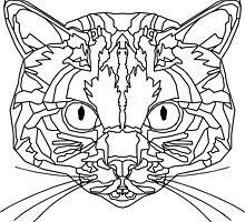 Cat by Madz Salier