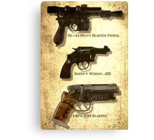 Ford's Guns Canvas Print