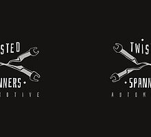 Twisted Spanners by Susan Craig