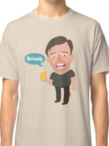 Ricky Gervais Classic T-Shirt