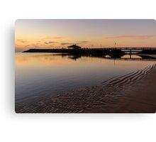 Fuerteventura Sunrise  Canvas Print