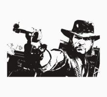 The cowboy by vgut