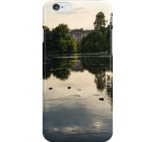 Buckingham Palace Mirror - St James's Park Lake in London, United Kingdom iPhone Case/Skin