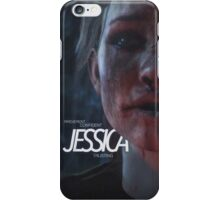 Jessica - intro iPhone Case/Skin