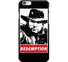 Redemption iPhone Case/Skin
