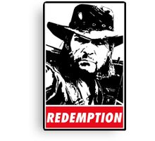 Redemption Canvas Print
