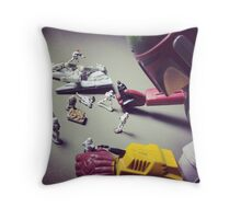 Toys with Toys Throw Pillow