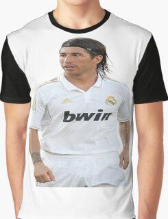 Sergio ramos Graphic T-Shirt