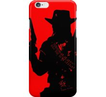 The cowboy iPhone Case/Skin