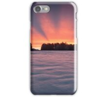 Aurora borealis? iPhone Case/Skin