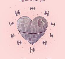The Love Star by AliciaMB
