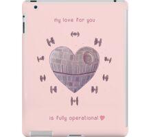 The Love Star iPad Case/Skin