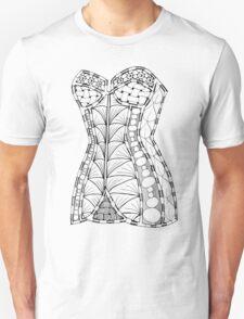 Corset #1 T-Shirt
