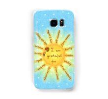 I am grateful for... Samsung Galaxy Case/Skin