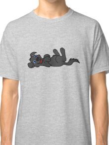 Black Dog - Roll Over Classic T-Shirt