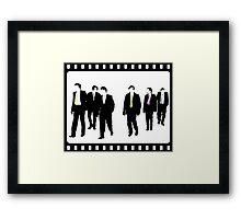 Reservoir Dogs Film Cell Framed Print
