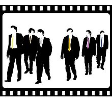 Reservoir Dogs Film Cell Photographic Print