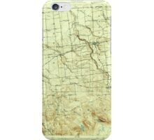 New York NY Chateaugay 122925 1915 62500 iPhone Case/Skin