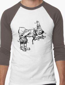 Scarecrow from Oz Men's Baseball ¾ T-Shirt