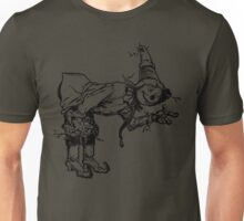 Scarecrow from Oz Unisex T-Shirt
