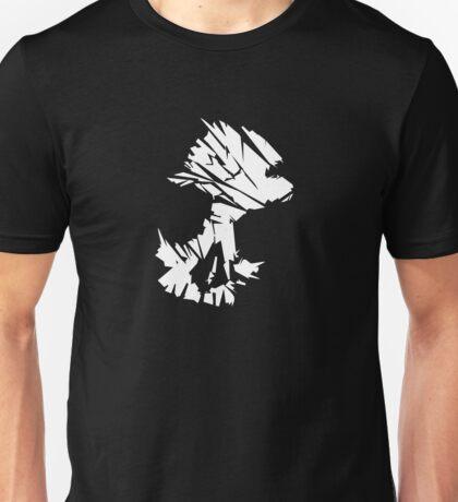 Shatter Skull Unisex T-Shirt