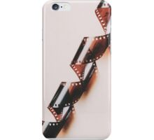 Involute 35mm film iPhone Case/Skin