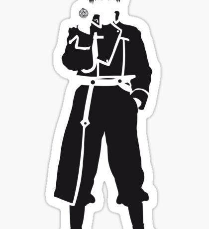 Roy Mustang Sticker