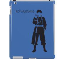 Roy Mustang iPad Case/Skin