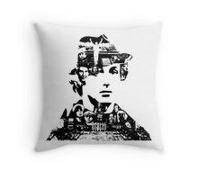 Rocky Tribute Throw Pillow