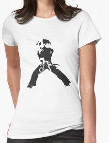 Jin Womens Fitted T-Shirt