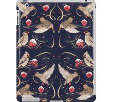 Birds and Berries iPad Case/Skin