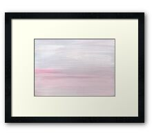 Skyscape - Dusky Dawn Framed Print