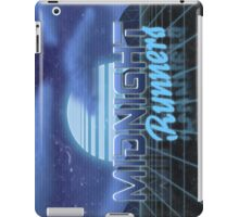 Midnight Runner 1980s neo-design iPad Case/Skin