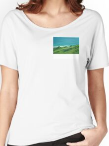 Lennox Head Lookout  Women's Relaxed Fit T-Shirt