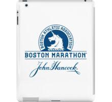 Boston Marathon iPad Case/Skin