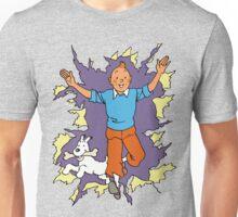 Tintin - Happy Unisex T-Shirt