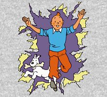 Tintin - Happy Unisex T-Shirt