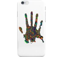 Psychedelic Touch iPhone Case/Skin