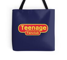 Teenage Fanclub Tote Bag