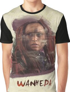 Wanheda - The 100 Graphic T-Shirt