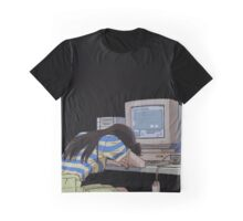 Waiting Graphic T-Shirt