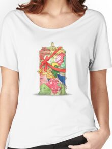 The best present in all of space and time Women's Relaxed Fit T-Shirt