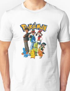 Ash with Friends T-Shirt