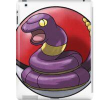 Ekans pokeball - pokemon iPad Case/Skin