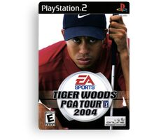 PGA tour 2004 Canvas Print