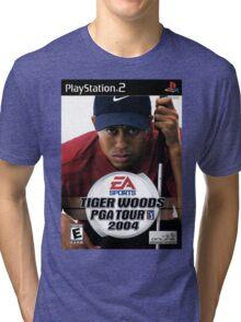 PGA tour 2004 Tri-blend T-Shirt