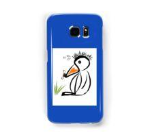 Penguin & bee Samsung Galaxy Case/Skin